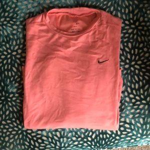 Nike DRI-FIT long-sleeved shirt